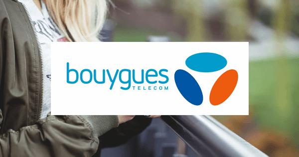 code promo bouygues