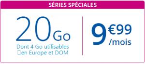 Bouygues 20Go