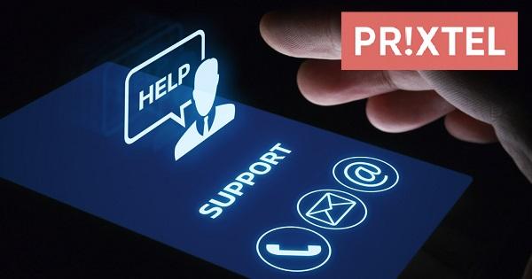 support client prixtel