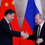 Huawei Russie Chine