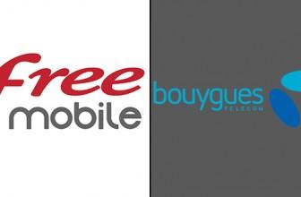 Bouygues ou Free : quel forfait et quel opérateur choisir entre les deux ?