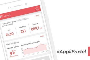 Application Prixtel : pouvez gérer votre abonnement via votre mobile ?