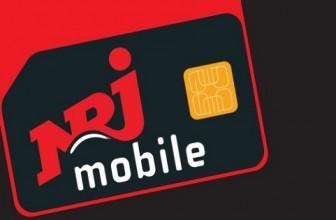 Données (data) disponibles chez NRJ Mobile : on vous dit tout