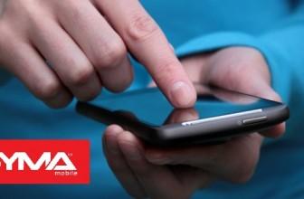 Quelle est la quantité de données proposée par Syma Mobile ?
