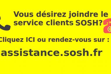 Support client Sosh : à quoi s'attendre de la part de l'opérateur low cost ?